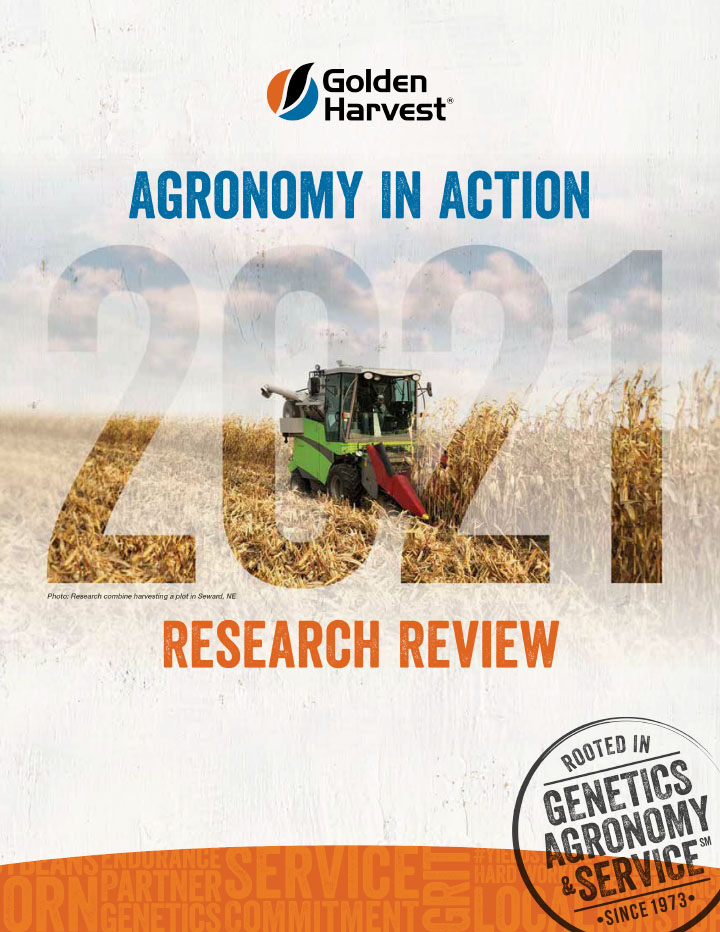 Agronomy In Action - 2020 Research Review